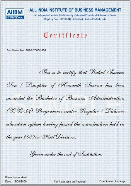 Scdl pgdba diploma certificate sample choice image certificate scdl pgdba diploma certificate sample image collections scdl pgdba diploma certificate sample images certificate design scdl yadclub Choice Image